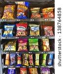 Maryland Usa   May 15  Vending...