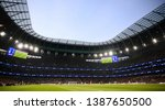 general view of the tottenham... | Shutterstock . vector #1387650500