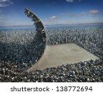urban development | Shutterstock . vector #138772694
