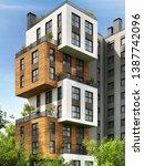 Modern Residential Building In...