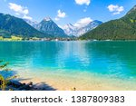 Cystal Clear Water Of Achensee...