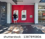 sydney nsw australia march 28th ... | Shutterstock . vector #1387890806