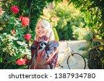 weekend activity. active... | Shutterstock . vector #1387934780
