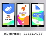 smart online education app logo ...