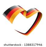 germany flag  vector...   Shutterstock .eps vector #1388317946
