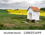 Small Chapel In Countryside....