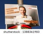 berlin  germany   april 16 ... | Shutterstock . vector #1388361983