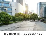 the landscape in the center of... | Shutterstock . vector #1388364416