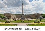 Stuttgart  Germany  Castle...