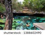 quintana roo  mexico   april 15 ...   Shutterstock . vector #1388602490