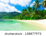 bay panorama jungle | Shutterstock . vector #138877973
