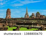 ayutthaya province  thailand  ...   Shutterstock . vector #1388800670