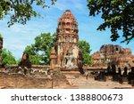 ayutthaya province  thailand  ...   Shutterstock . vector #1388800673