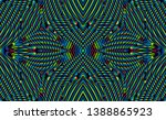 color seamless pattern with... | Shutterstock .eps vector #1388865923