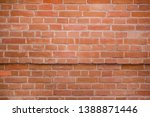 old grunge brick wall for your...   Shutterstock . vector #1388871446
