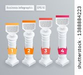 Pillar 4 Column Infographic....