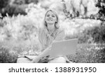 become successful freelancer.... | Shutterstock . vector #1388931950