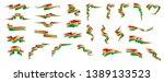bolivia flag  vector... | Shutterstock .eps vector #1389133523