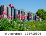 Aligned Tombstones In A...