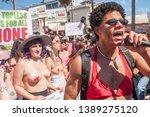 venice beach  california   08... | Shutterstock . vector #1389275120