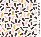 hand drawn abstract pattern in...   Shutterstock .eps vector #1389319493