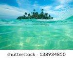tropical island | Shutterstock . vector #138934850