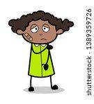 sad injured person   retro...   Shutterstock .eps vector #1389359726
