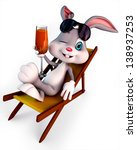 easter bunny | Shutterstock . vector #138937253