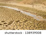 Drought Land So Long Waterless