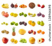 various fruits | Shutterstock . vector #138966698