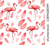 Seamless Pattern An Isolated...