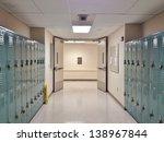 locker room | Shutterstock . vector #138967844