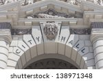 Pasadena City Hall Building...