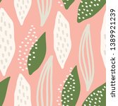 seamless repeating pattern with ...   Shutterstock .eps vector #1389921239