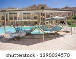 taba   south sinai   egypt  ... | Shutterstock . vector #1390034570