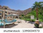 taba   south sinai   egypt  ... | Shutterstock . vector #1390034573