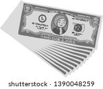 this is an illustration of a...   Shutterstock .eps vector #1390048259