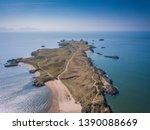 Llanddwyn Bay Island Anglesey...