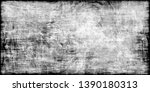 closeup of black white old...   Shutterstock . vector #1390180313