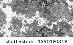 closeup of black white old...   Shutterstock . vector #1390180319