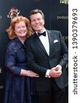 Small photo of LOS ANGELES - MAY 5: Mariellen Bergman, Peter Bergman at the 2019 Daytime Emmy Awards at Pasadena Convention Center on May 5, 2019 in Pasadena, CA