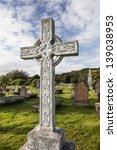 Celtic Cross At The Gaelic...