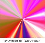 Colorful Metallic Abstract