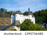 Clervaux Castle (Chateau de Clervaux) in Clervaux, Luxembourg, Europe.