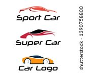 sport super car automotive club ... | Shutterstock .eps vector #1390758800