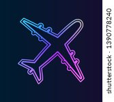 aircraft nolan icon. simple...