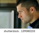 male actor headshot showing...   Shutterstock . vector #139080233