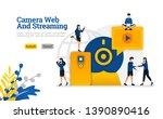 camera and streaming web ...