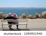 From A Bench By The Sea  An...