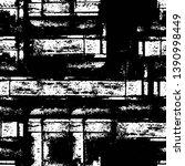 black dusty scratchy texture.... | Shutterstock .eps vector #1390998449